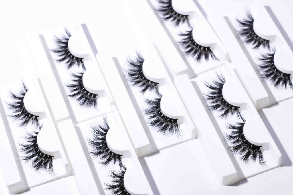 types of popular false eyelashes